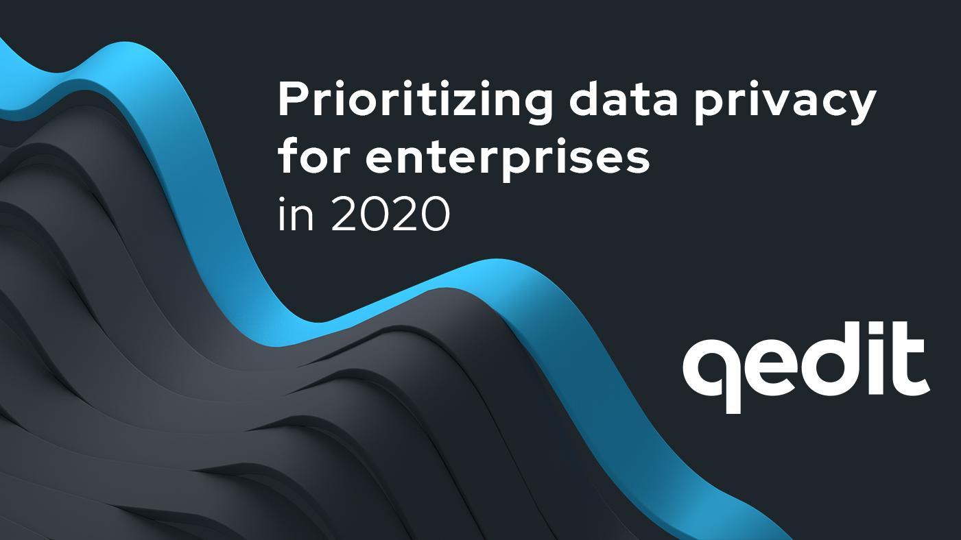 Data Privacy for Enterprises
