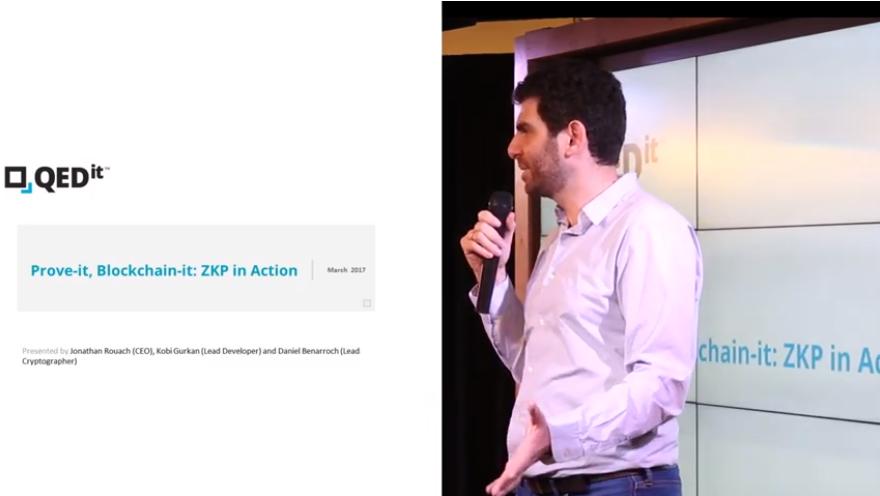 Prove-it, Blockchain-it: ZKP in Action