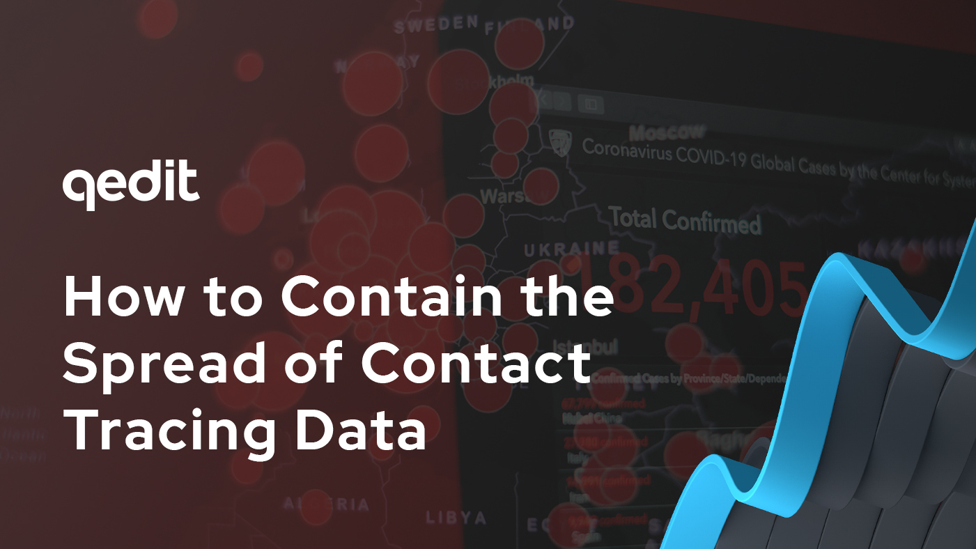 How to Contain the Spread of Contact Tracing Data